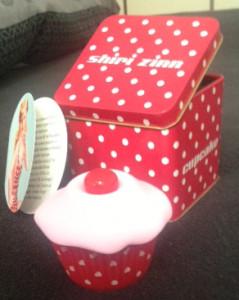 Test & Erfahrungen - Shiri Zinn Cupcake – der niedlichste Auflegevibrator der Welt